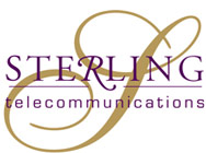 Sterling Telecommunications logo